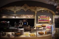 Café Diglas - Backstube