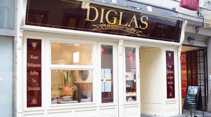Startseite Café Diglas