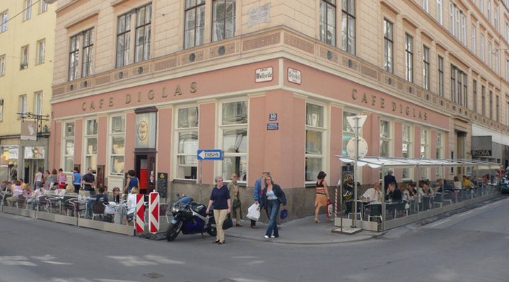 Startseite Cafe Diglas